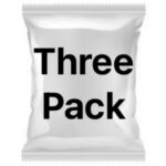 Three Pack