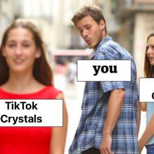 TikTok Crystals